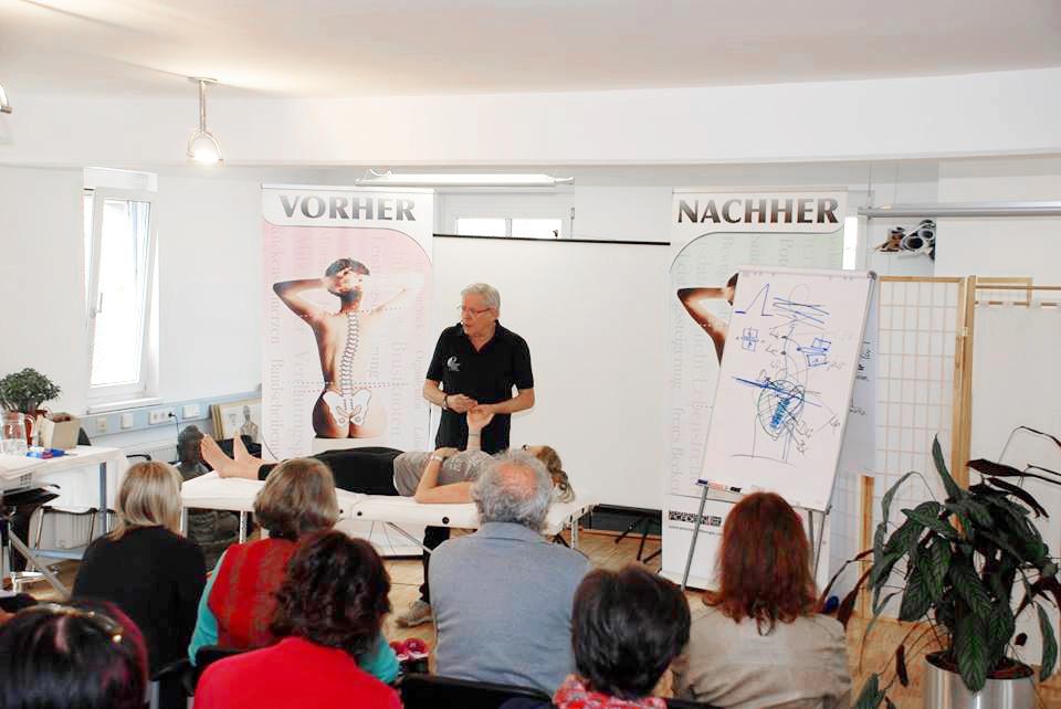Seminar über Akupunktur in Villach